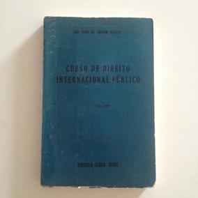 Livro Curso De Direito Internacional Público 1ª Volume C2