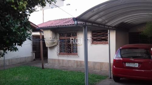 Casa Em Partenon Com 3 Dormitórios - Pj5076