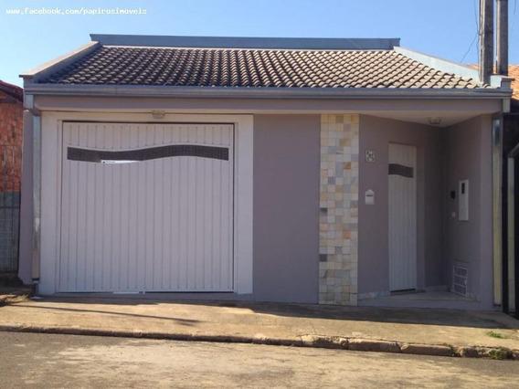 Casa Para Venda Em Tatuí, Jardim Wanderley, 2 Dormitórios, 2 Banheiros, 2 Vagas - 438