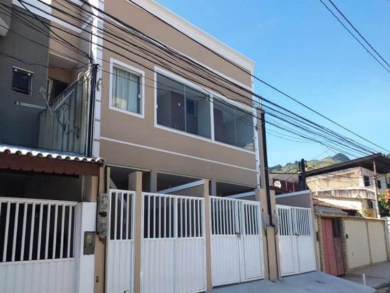 Bairro Luz/n.iguaçu, Casas Alto Padrão Independentes Com 2 Suítes, Garagem.à 2 Min. Do Shopping N.iguaçu. - Ca00604 - 33959135