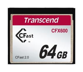 Cartão De Memória Cfast 64gb Ts64gcfx600