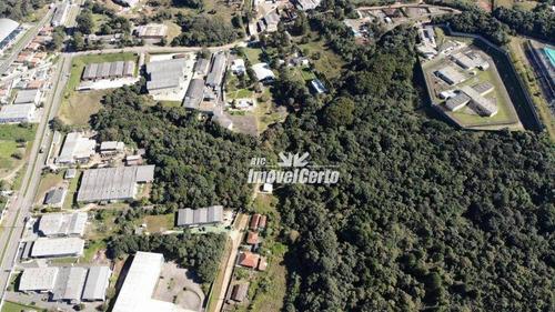 Imagem 1 de 23 de Área À Venda, 56552 M² Por R$ 27.371.443,88 - Cidade Industrial - Curitiba/pr - Ar0006