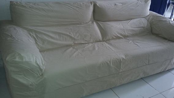 Capas Para Sofa Retratil E/ou Reclinavél Sob Medida Df
