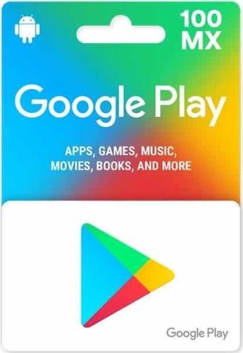Imagen 1 de 1 de Tarjeta Google Play $130 Leer Bien La Descripción Y Pregunta