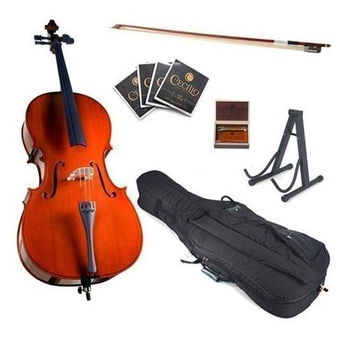 Cecilio Cco-100 Estudiante Cello 4/4 (full Size)