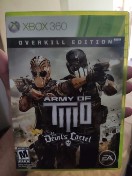Jogo Army Of Two The Devil