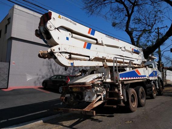 Mercedes-benz 2831 8x4 Bomba De Concreto