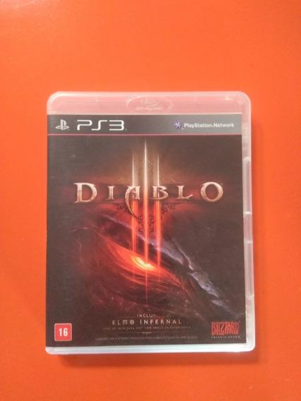 Diablo 3 - Ps3 - Mídia Física