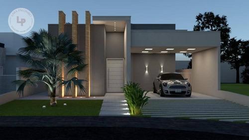 Casa Com 3 Dormitórios À Venda, 280 M² - Ca0022