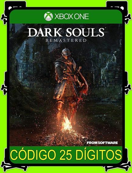 Dark Souls Remastered Xbox One - 100% Original (25 Dígitos)
