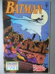 Nº 7 Batman - O Morcego E O Demônio Editora Abril