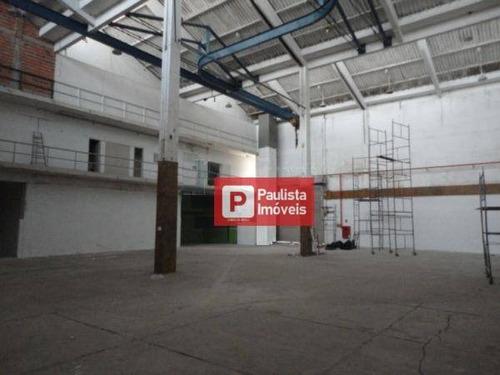 Galpão À Venda, 4974 M² De Área Total Por R$ 15.000.000 - Socorro - São Paulo/sp - Ga0430