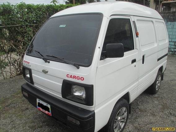 Chevrolet Super Carry Super Carry Van