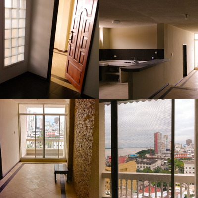 Dpto. De 1 Habitación Cerro Santa Ana Centro De Guayaquil
