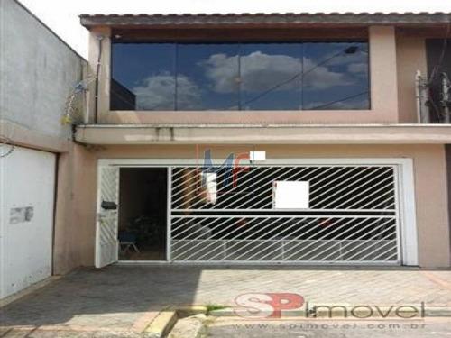 Imagem 1 de 16 de Ref: 4506 - Excelente Sobrado Na Vila Carrão Com 3 Dorms (1 Suíte Com Closet E Varanda), Lavabo, Lavanderia, Despensa, Depósito, 2 Vagas. - 4506