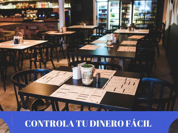 Software Para Locales De Comida Rapida (excel A Medida)