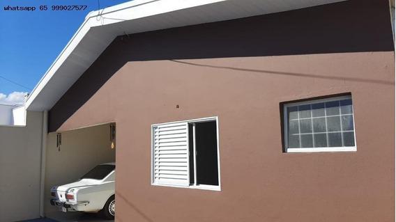 Casa Para Venda Em Cuiabá, Jardim Comodoro, 3 Dormitórios, 1 Suíte, 2 Banheiros, 1 Vaga - 397_1-1371222