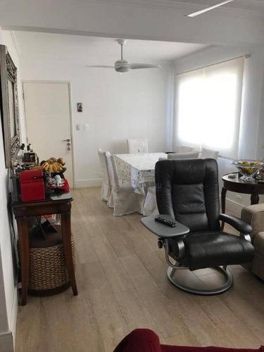 Apartamento 83m², 2 Dormitorios,  1 Vagas - Mirandópolis - Ap10284