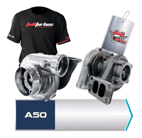 Turbina Auto Avionics A50-2 50/63 Pulsativa / Refluxo Brinde