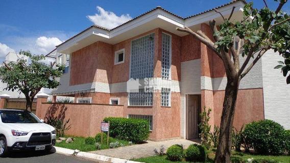 Casa Residencial À Venda, Parque Do Varvito, Itu. - Ca4367