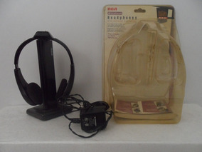 Audifonos Inalambricos Rca Con Radio