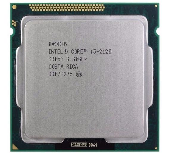 Processador Intel Core I3 2120 3.3ghz/ 3mb L2/ Lga 1155
