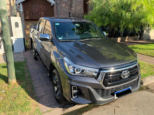 Toyota Hilux 2.8 Cd Srx 177cv 4x4 2019