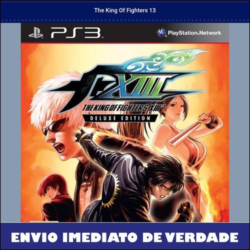 The King Of Fighters 13 Digital Envio Imediato