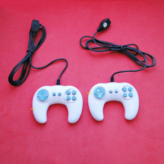 Controle Joystick Para Dvd Game | Kit Com 2