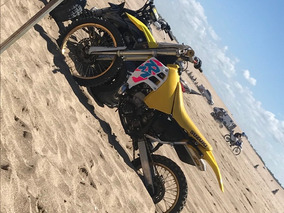 Susuki Rm 250 Motocross