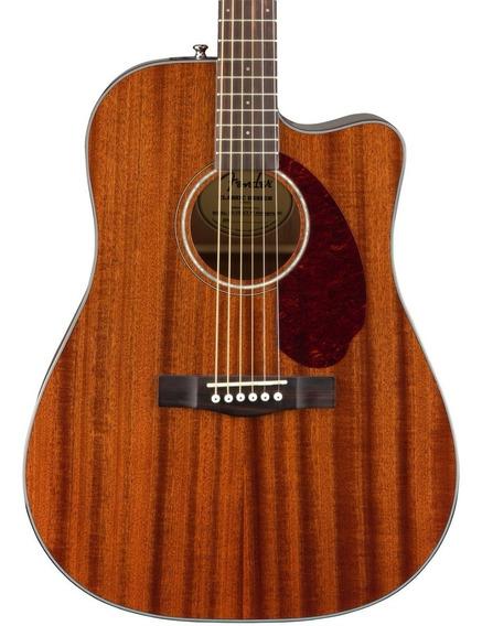 Guitarra Electroacústica Fender Cd-140sce All Mahogany
