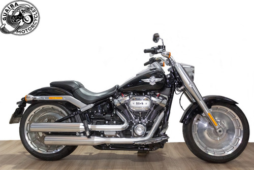 Imagem 1 de 4 de Harley Davidson - Fat Boy Fl Fbs