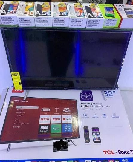 Televisión Smart Tcl 32 Pulgadas