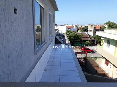 Lindo Apartamento Duplex No Centro De Ponta Negra - Maricá - Ca3460