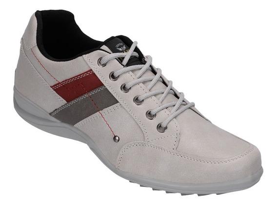 Sapatênis Masculino Sapato Casual Khaata Ref:44100