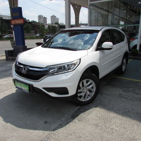 Cr-v 2.0 Lx At 2015 Branco