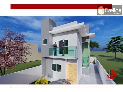 Imagem 1 de 6 de Casa Com 3 Dorms, Jardins Do Paraíso, Mogi Das Cruzes - R$ 495 Mil, Cod: 1948 - V1948
