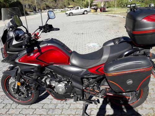 Imagem 1 de 10 de  Suzuki V Strom 650