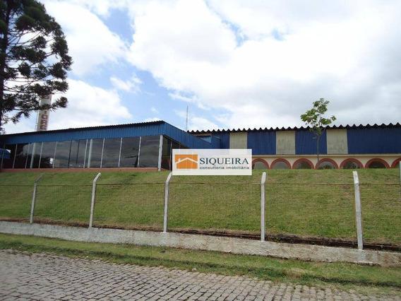 Barracão Comercial Para Locação, Além Linha, Sorocaba. - Ba0012
