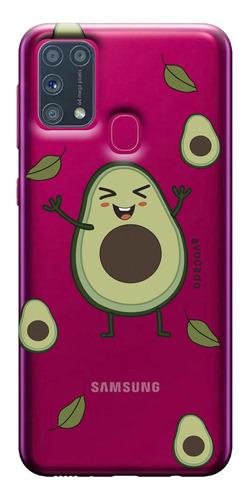 Funda Estuche Personalizado Avocado Phone Samsung Huawei