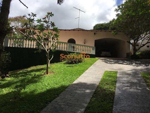 Chácara Com 3 Dorms, Recanto Da Serra, Itapecerica Da Serra - R$ 700 Mil, Cod: 4296 - V4296