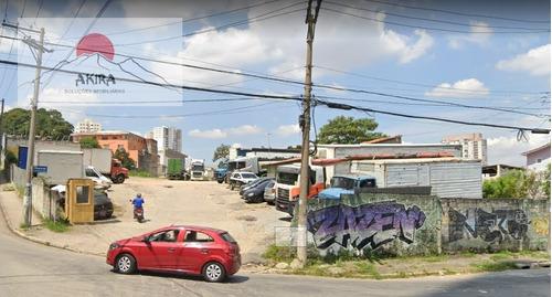 Imagem 1 de 3 de Lote / Terreno Em Vila Augusta  -  Guarulhos - 125