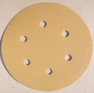 Discos De Lija O Hookit De 6 Pulgadas Velcro Autoadhesivo