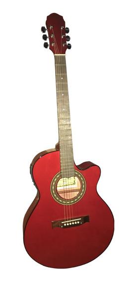 Guitarra Electroacustica Gracia Modelo 300eq Con Ecualizador