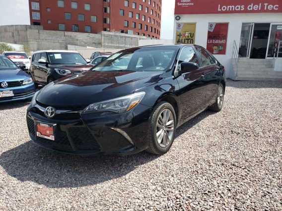 Toyota Camry 2016 4p Xse V6/3.5 Aut