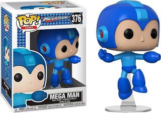 Figura Funko Pop! #376 Megaman 100 % Original