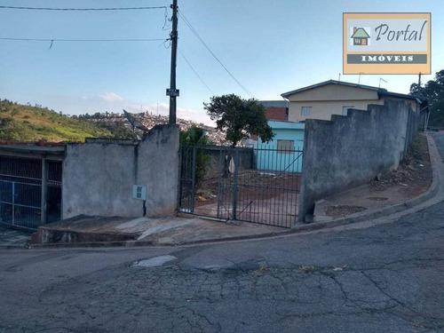 Imagem 1 de 10 de Casa Com 1 Dormitório À Venda, 50 M² Por R$ 230.000 - Parque Internacional - Campo Limpo Paulista/sp - Ca0608