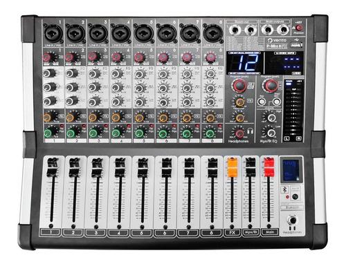 Mezclador Mixer Consola 8 Canales Mix 8fx Vento