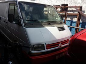 Chevrolet Trafic Motor Ap 2.0 Pra Vender Rápido