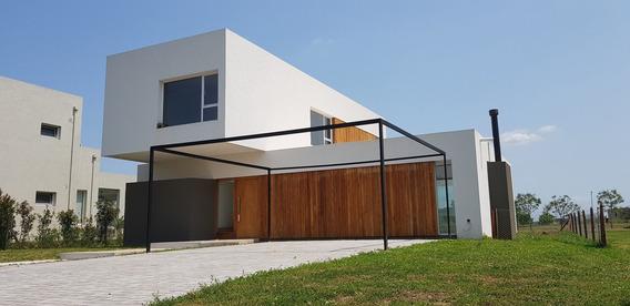 Exclusiva Casa A Estrenar En Puertos Del Lago ,barrio Vistas